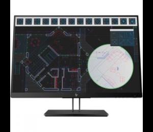 """HP Z24i G2 (1JS08A4) 24"""" FHD AH-IPS 16:10 1920x1200 5MS SWIVEL H-ADJ PIVOT USB-HUB VGA HDMI DP 3YR"""