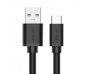 Ugreen Type-c Usb-c To Am Cable Usb 3.0 2m 20884 Black
