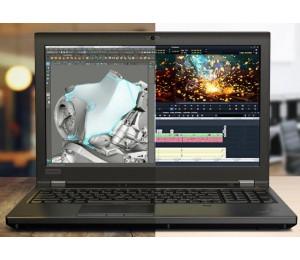 """Lenovo P52 I7-8750H 15.6"""" Uhd Touch 512Gb Ssd 16Gb P1000-4Gb Wifi+Bt W10P64 3Ydp 20M9S06900"""