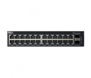 Dell X1026p Smart Web Managed Switch 24x 1gbe Poe (up To 12x Poe+) And 2x 1gbe Sfp Ports/x1026x1026p
