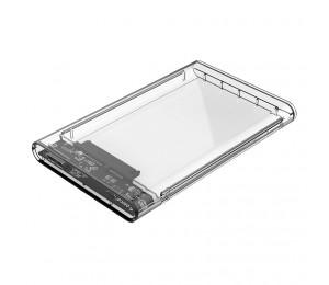 "Orico Transparent 2139u3 2.5"" Usb3 External Hard Drive Enclosure Orc-2139u3-pro-cr"