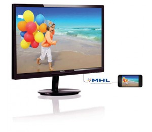 Philips 284E5Qhad 28In Led Vga/Hdmi (16:9) 1920X1080 Speakers Tilt Stand Vesa 284E5Qhad