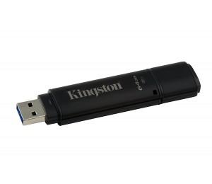 KINGSTON 64GB USB 256bit HW Encrypt FIPS 140-2 Level 3 DT4000G2/64GB