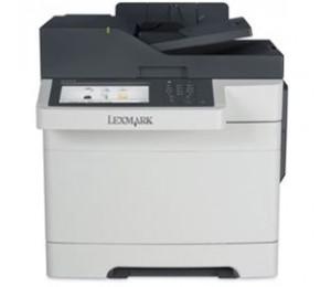 LEXMARK CX510DE(28E0524) Network ready, Print, copy, scan, fax, Duplex print, Print up to 30 (A4)