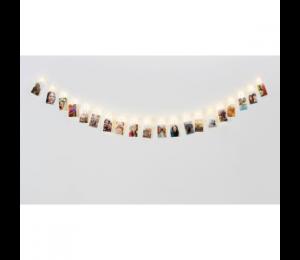 HP SPROCKET LED STRING LIGHT CLIPS 2HS29A