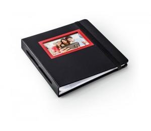 HP SPROCKET RED & BLACK ALBUM 2HS30A