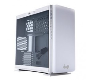 In Win 307 Atx Tower Chassis No Psu - White 307-white