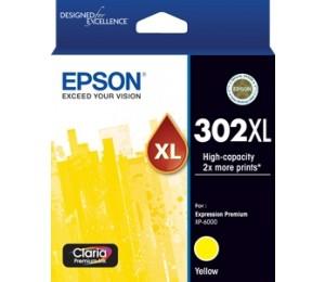 302Xl Yellow Claria Prem Inkc13T01Y492