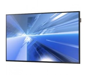 SAMSUNG 55in DCE SERIES - 60HZ D-LED BLU 1920 X 1080 350NIT 5000:1 CR USB 2.0 VGA DVI-D COMPONENT