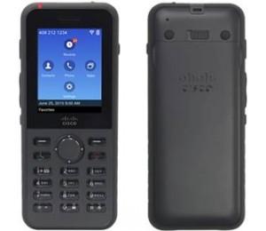 CISCO Unified Wireless IP Phone 8821 World Mode Bundle CP-8821-K9-BUN