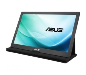 ASUS MB169C+ 15.6IN 16:9 1920X1080 IPS PANEL PORTABLE USB TYPE-C POWERED MONITOR MB169C+