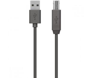 Belkin Usb2.0 A - B Cable 4.8m F3u154bt4.8m