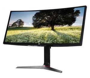 """LG UC79 34""""(21:9) CURVED WIDE IPS, 2560x1080, 5MS, HDMI, D/ PORT, SPKR, F/ SYNC, 144Hz, 3YR 34UC79G-B"""