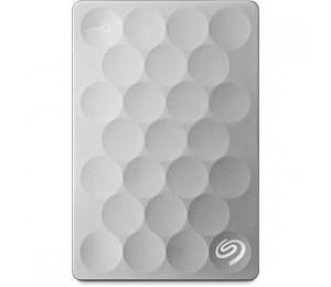 Seagate Backup Plus Ultra Slim Portable Drive 1tb - Platinum Srs Steh1000300