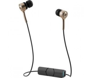 MOPHIE IFROGZ AUDIO - CODA WIRELESS EARBUDS - GOLD IFOPWE-GD0