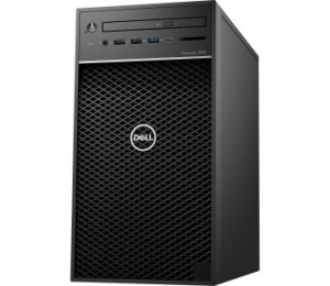 Dell Precision 3630 Twr Workstation Xeon E-2146G 16Gb(2666-Ddr4) 512Gb(Ssd) Dvdrw Nv-P2000(5Gb)