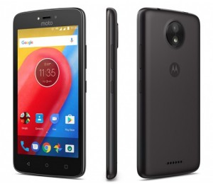 MOTOROLA MOTO XT1758 MOTO C 1GB-RAM 16GB-ROM (BLACK) 5MP+2MP 5.0-INCH 854X480 DISPLAY NANO-SIM