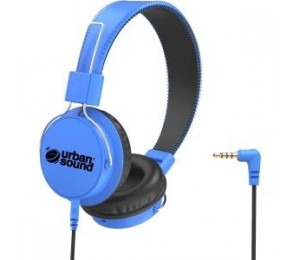 VERBATIM URBAN SOUND VOLUME - LIMITING KIDS HEADPHONES - BLUE/BLACK 65483