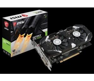 Msi Nvidia Geforce Gtx 1050 Ti Aero Itx 4g Ocv1 Graphic Card Gddr5 128bit Dx12 Dual-link Dvi-d