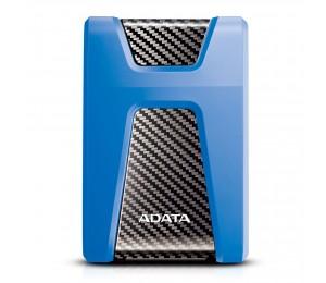 Adata Technology Adata Druable Hd650 2tb (blue) Usb 3.1(backward Compatible With Usb 2.0) Comes