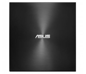 Asus Sdrw-08u9m-u Zendrive Ultra-slim External Dvd-rw 13mm Thickness, Supporting Usb Type-c And