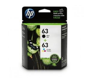 HP 63 PHOTO VALUE PACK 3JR59A