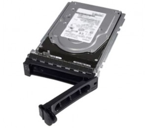 """Dell 4tb 3.5"""" Sas 7.2k Rpm 12gbps Hot Plug Hard Drive - (suits R440 & R540 Only) 400-atkl"""