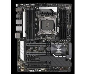 ASUS WS X299 PRO X-SERIES X299 INTEL X299 CHIPSET DIMM SLOT X8 MAX MEMORY 128 GB SUPPORTS AMD 3-WAY