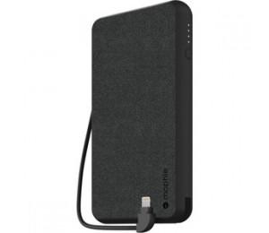 Mophie Universal Battery Powerstation Plus Wireless 2N1 Gen 4 10000 Black International 401101678