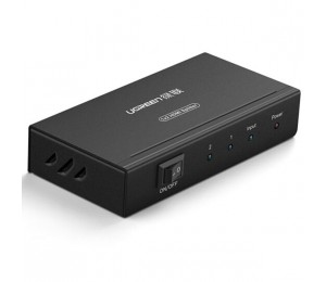 UGREEN HDMI Amplifier Splitter 1 x 2 - Black 40201 ACBUGN40201