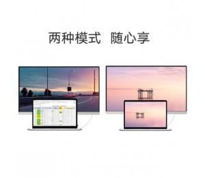 UGREEN TypeC to DVI Cable 1.5M - white 40421 ACBUGN40421