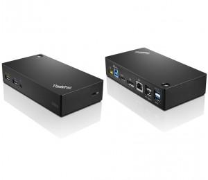 Lenovo ThinkPad USB 3.0 Ultra Dock 40A80045AU, Gigabit, 2x USB3.0, HDMI, DP, Network, Audio
