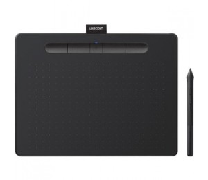 Wacom Intuos Medium Bluetooth Black Ctl-6100wl/ K0-c