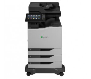 Lexmark Colour Laser Mfp, 10-inch Colour Touch Screen, 57ppm, 1750sheets, 1.6ghz Processor