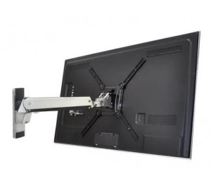 ERGOTRON INTERACTIVE ARM VHD FOR TV 30 - 60IN 15KG - 31KG POLISHED ALUMINUM 45-304-026
