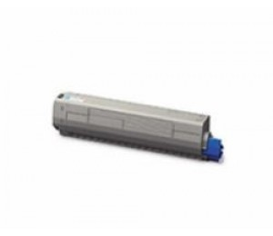 OKI Toner Cartridge Cyan for MC873; 10,000 Pages @ (ISO) 45862830