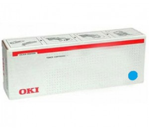 Oki Toner Cartridge Cyan For C332dn/mc363dn; 3,000 Pages @ (iso) 46508719