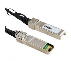 DELL NETWORKING CABLE SFP+ TO SFP+ 10GBE COPPER TWINAX DIRECT ATTACH CABLE 5 METERS - KIT 470-AAVG