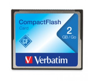 Verbatim Compact Flash Card 2gb 47012
