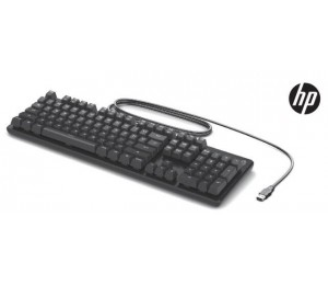 Hp Backlit Usb Mechanical Keyboard 4rv35aa