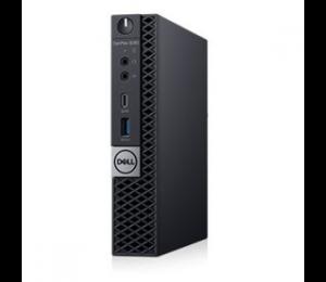 Dell Optiplex 5060 Micro I5-8400T 16Gb(2X 8Gb 2666-Ddr4) 256Gb(M.2-Ssd) Wl-Ac + Bt Win10Pro64 3Yr