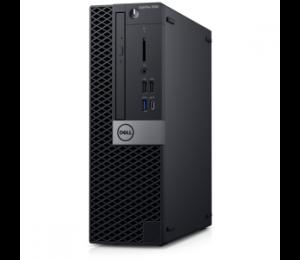 Dell Optiplex 5060 Sff I5-8500 8gb 256gb Ssd Dvdrw No-wl W10p 3yos N001o5060sffdd