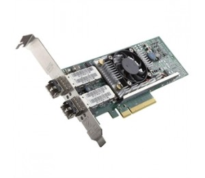 DELL QLOGIC 57810, DUAL PORT, 10GB SFP+, LOW PROFILE, NIC CARDS 540-BBDX