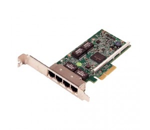 DELL Broadcom 5719 QP 1Gb Network Interface Card,Full Height,CusKit 540-BBGX