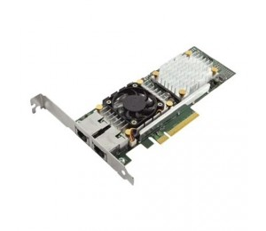 Dell Qlogic 57810, Dual Port, 10gb Base-t, Low Profile, Nic Cards 540-bbiu