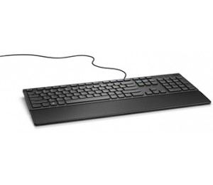 Dell Kb216 Multimedia Keyboard- Black 580-adko
