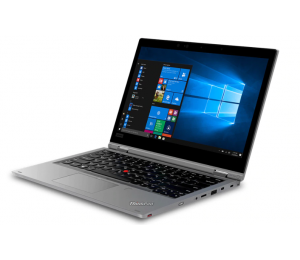 "Lenovo L390 Yoga I7-8565U 13.3"" Fhd Touch 512Gb Ssd 8Gb No Wwan Wifi+Bt W10P64 1Yos 20Nts00S00"