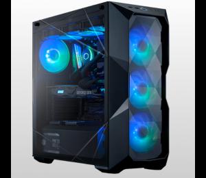 Cooler Master Masterbox Td500 Crystal (MCB-D500D-KGNN-SAU)