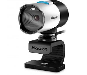 Microsoft Lifecam Studio HD Webcam, 1080P Full HD Widescreen Sensor, High-Fidelity Mic, TrueColour Technology