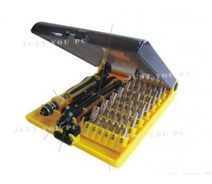 Generic Precision 45 In 1 Electron Torx Screwdriver Tool Set Tool JK 6089B